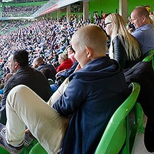 FC Groningen - Willem II, Euroborg Groningen