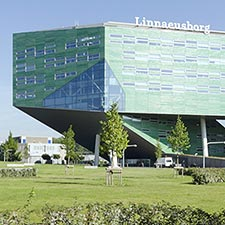 Bernoulliborg, Rijks Universiteit Groningen