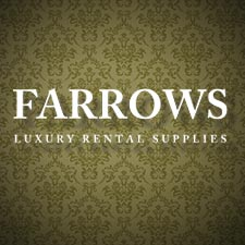 Farrows, Luxury Rental Supplies