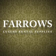 Farrows, Luxury Rental Supplies